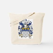 Scrivener Coat of Arms Tote Bag