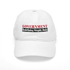 Government Baseball Cap