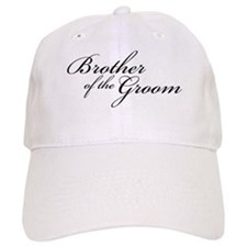 Brother of the Groom (FF) Cap