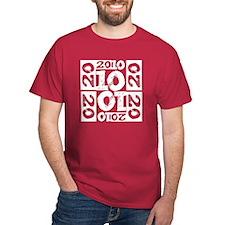 Grunge Class 2010 T-Shirt