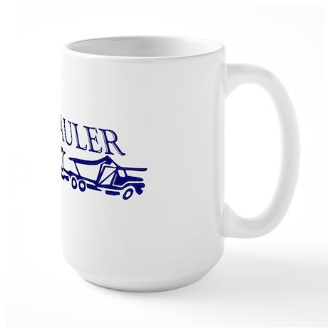 Car Hauler (tm) Large Mug