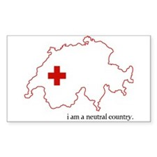 Cute Team switzerland Decal