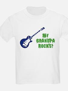 Rock On Grandpa! T-Shirt