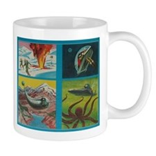 Tom Swift Junior 4 Adventures Mug