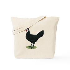 Spanish Hen Tote Bag