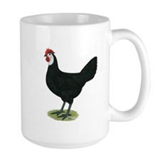 Spanish Hen Mug