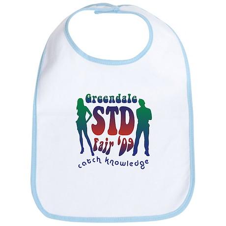 Greendale STD Fair Bib