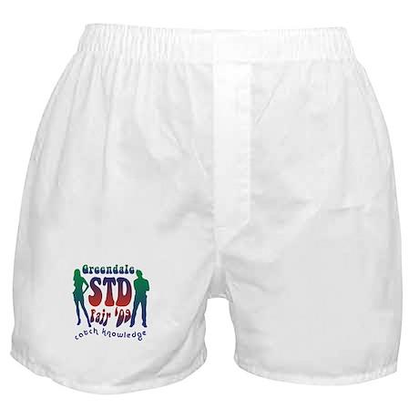 Greendale STD Fair Boxer Shorts