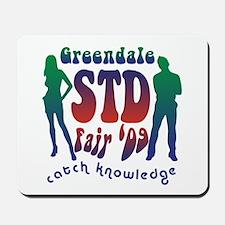 Greendale STD Fair Mousepad