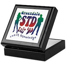 Greendale STD Fair Keepsake Box
