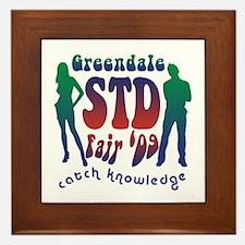 Greendale STD Fair Framed Tile