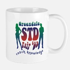 Greendale STD Fair Mug