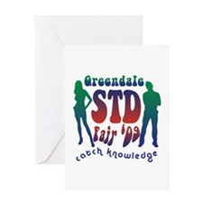 Greendale STD Fair Greeting Card