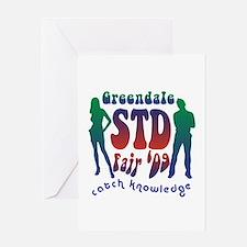 Greendale STD Fair Greeting Card