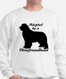ADOPTED by Newfoundland Sweatshirt