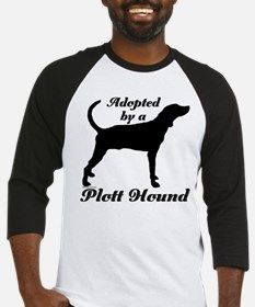 ADOPTED by Plott Hound Baseball Jersey
