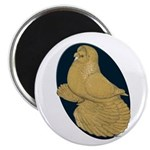 Yellow Trumpeter Magnet
