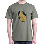 Yellow Trumpeter Dark T-Shirt