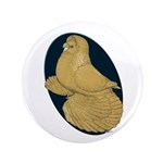 """Yellow Trumpeter 3.5"""" Button (100 pack)"""