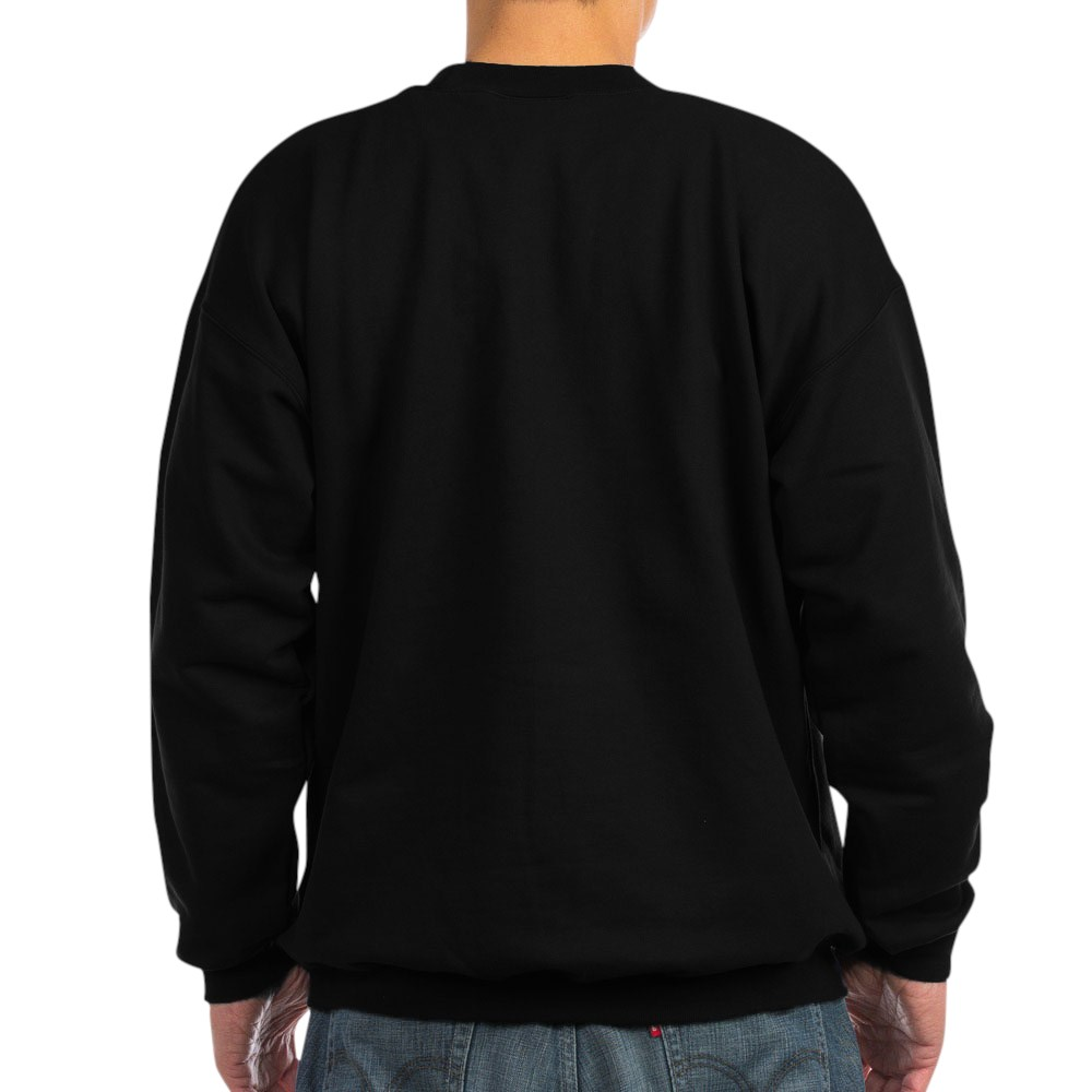 CafePress Air Force Grandpa Classic Crew Neck Sweatshirt 446655473