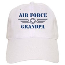 Air Force Grandpa Baseball Cap