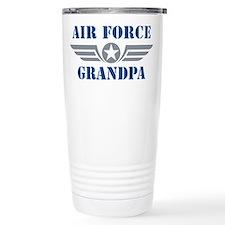 Air Force Grandpa Travel Mug