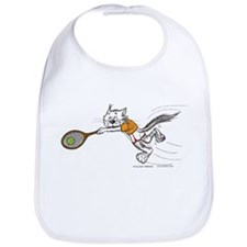 Tennis Cat Bib