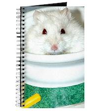White-Albino Hamster Journal