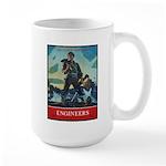 Army Corps of Engineers Large Mug