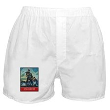 Army Corps of Engineers Boxer Shorts