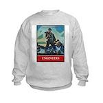 Army Corps of Engineers Kids Sweatshirt