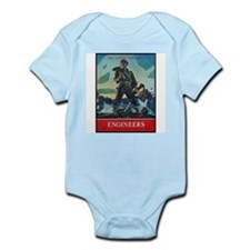 Army Corps of Engineers Infant Creeper