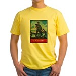 Army Corps of Engineers Yellow T-Shirt