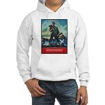 Army Corps of Engineers (Front) Hooded Sweatshirt