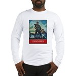 Army Corps of Engineers (Front) Long Sleeve T-Shir