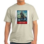 Army Corps of Engineers Ash Grey T-Shirt