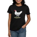 California White Hen Women's Dark T-Shirt