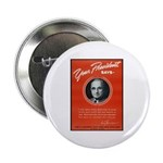 Vintage President Harry Truman Button