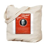 Vintage President Harry Truman Tote Bag