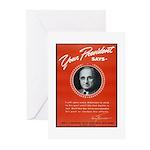 Vintage President Harry Truman Greeting Cards (Pac