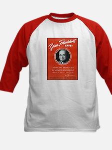 Vintage President Harry Truman (Front) Tee