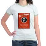 Vintage President Harry Truman Jr. Ringer T-Shirt