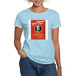 Vintage President Harry Truman Women's Pink T-Shir