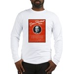 Vintage President Harry Truman Long Sleeve T-Shirt