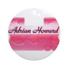 Adrian Howard Ornament (Round)