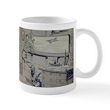Tom Swift Lab Mug