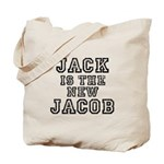 Jack is the New Jacob Tote Bag