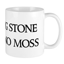 A rolling stone Coffee Mug