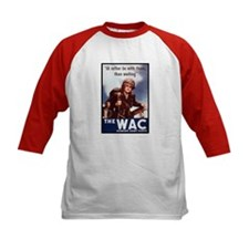 WAC Women's Army Corps (Front) Tee