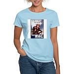 WAC Women's Army Corps Women's Pink T-Shirt